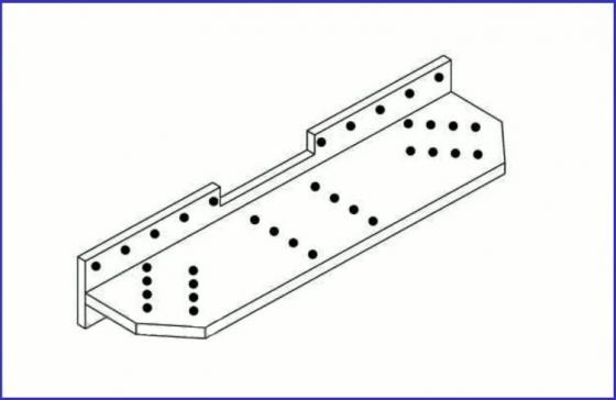 钢梁常用于大,中跨度桥梁中 钢梁的种类 ※ 钢板梁 ※ 钢桁梁 ★ 下